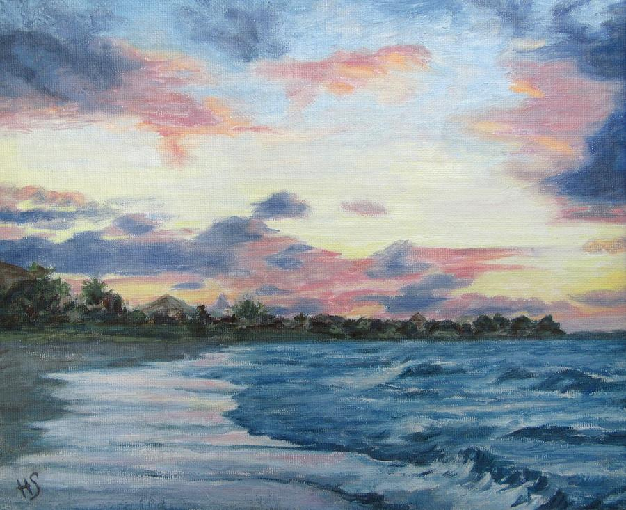 Bahamian Art Paintings On Canvas For Sale