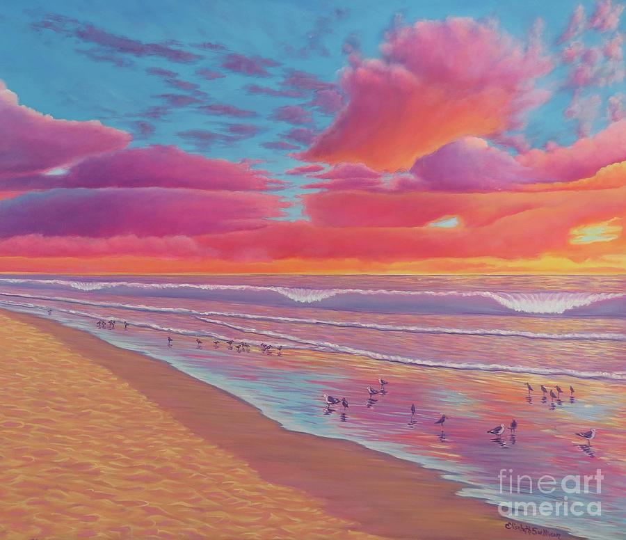 Sunset Shore by Elisabeth Sullivan