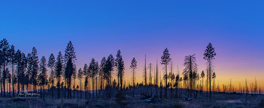 Landscapes Photograph - Sunset Spectacular by Jim Thompson