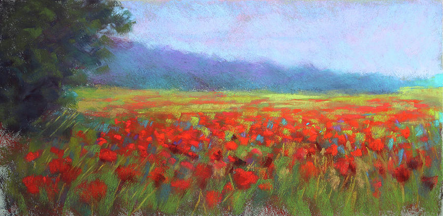 Sunshine and Poppies by Susan Jenkins