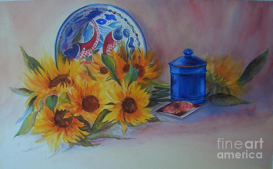 Sunshine in the Kitchen by Beatrice Cloake