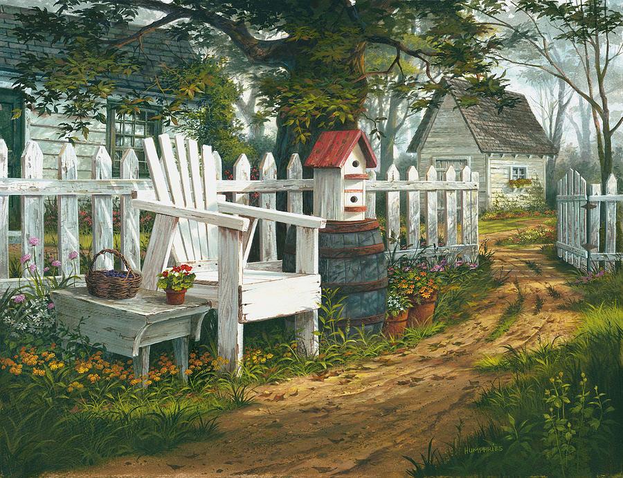 Sunshine Serenade by Michael Humphries
