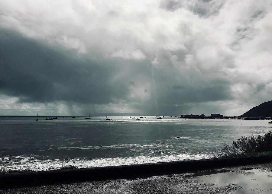 Sunspot and Storm by Lorraine Devon Wilke