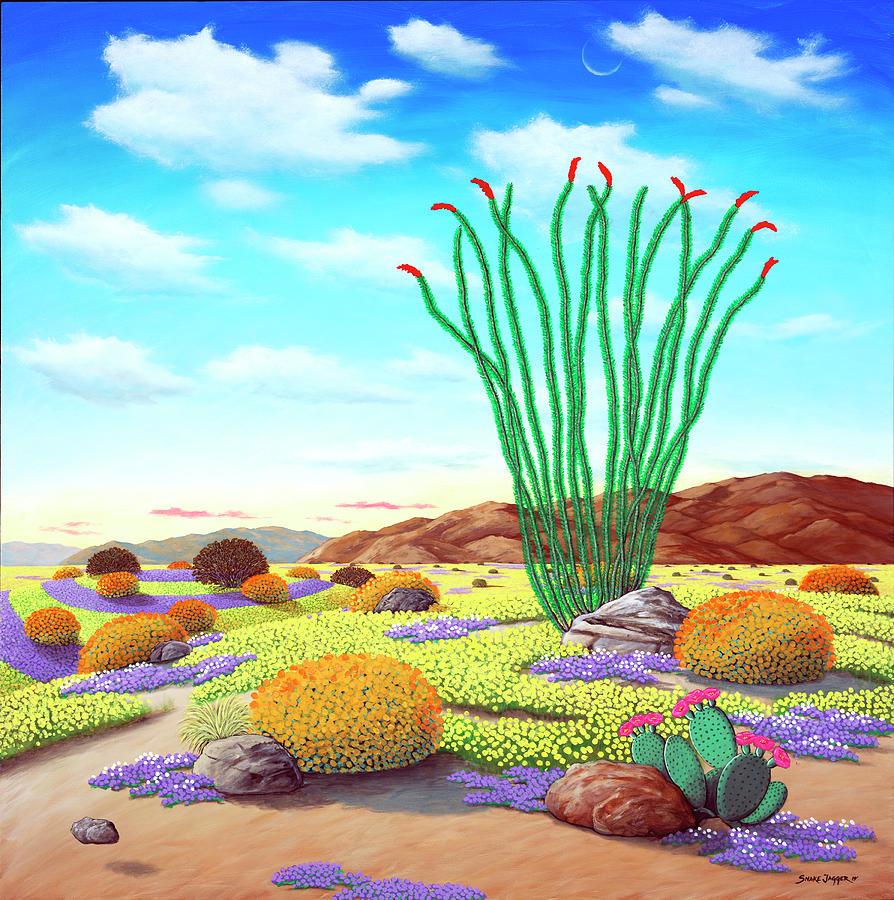Super Bloom by Snake Jagger