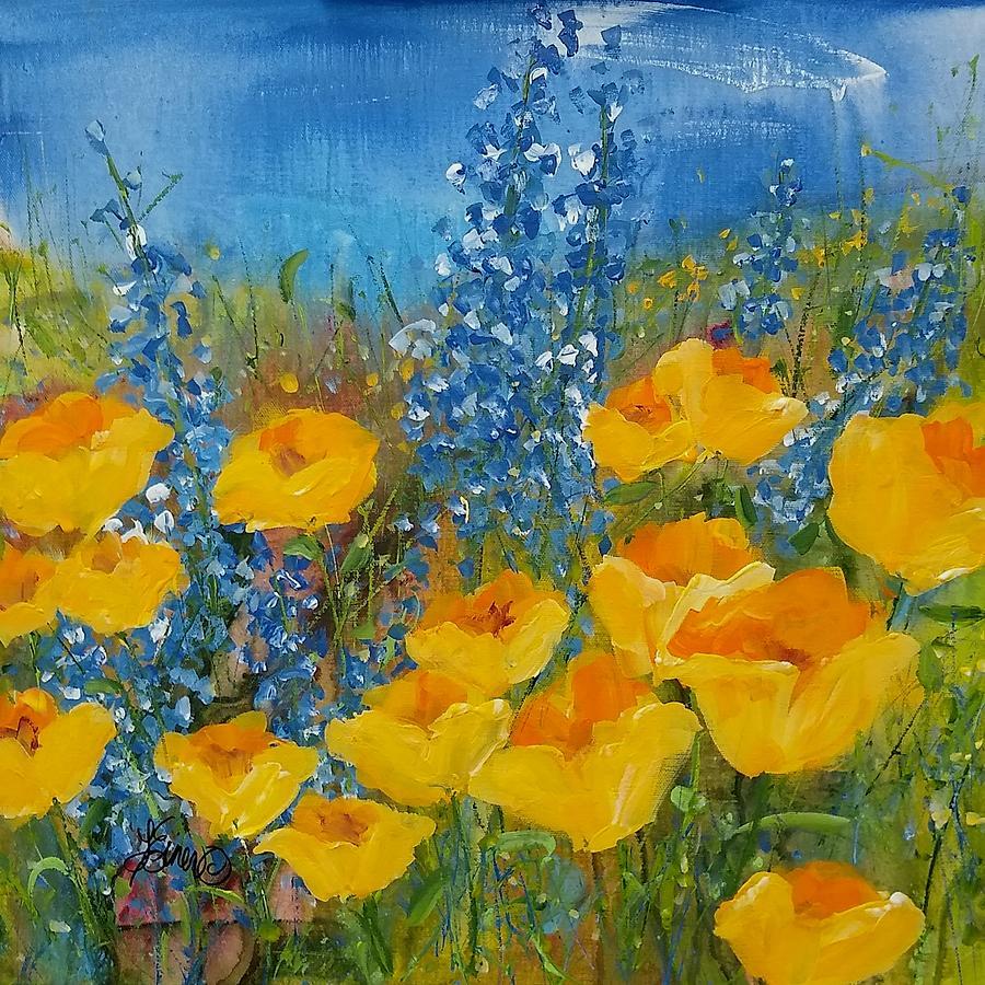 Super Bloom by Terri Einer