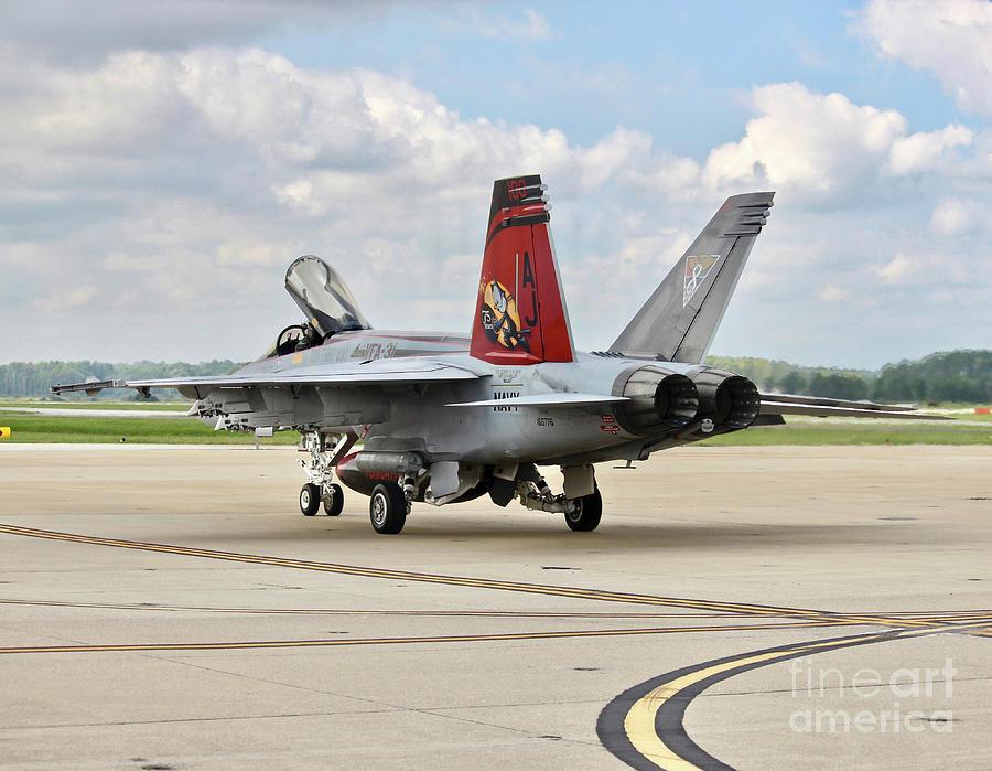 Super Hornet by Tim Lent