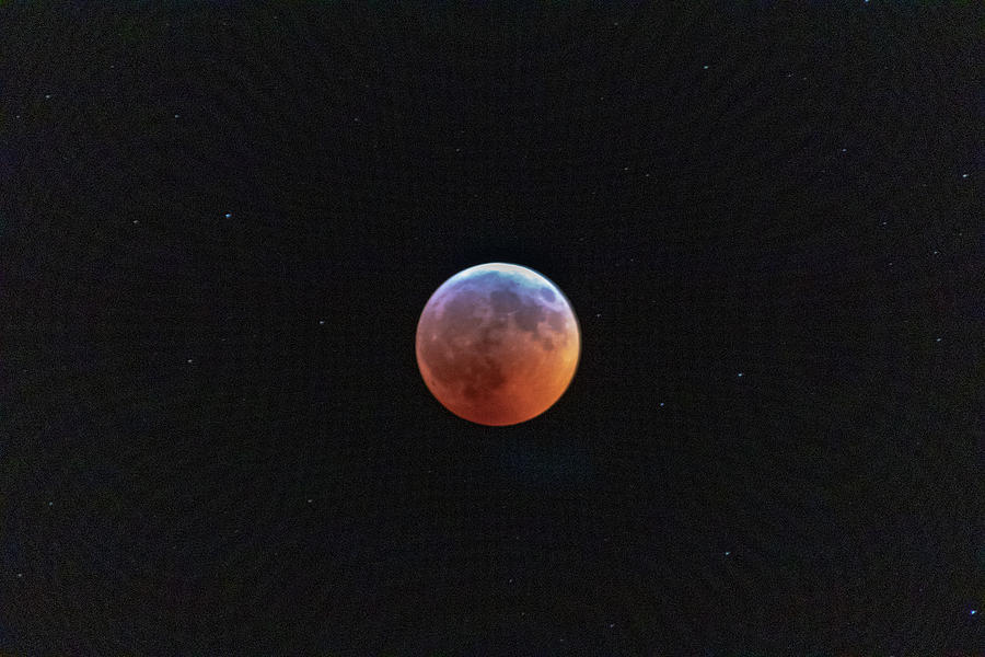 Super Moon Eclipse by Natural Vista Photo