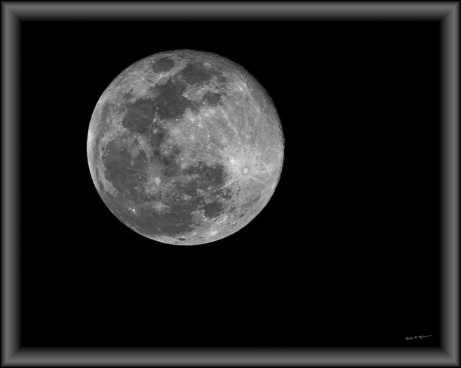 Super Moon h1916 by Mark Myhaver