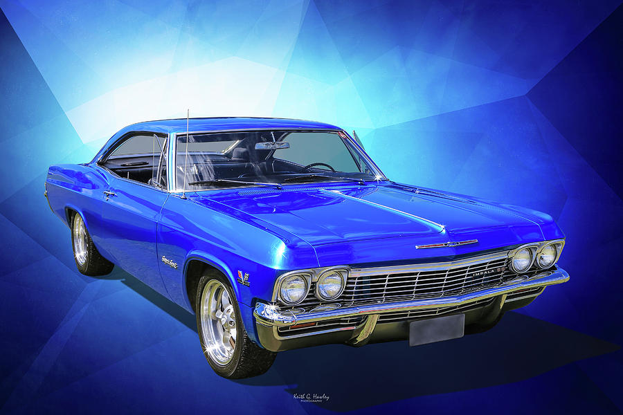 Super Sport Impala by Keith Hawley