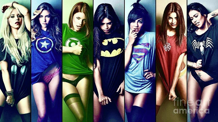 Superhero  by EliteBrands Co