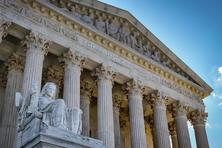 Supreme Court 22 by William Chizek