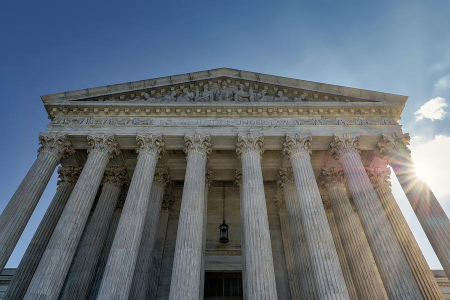 Supreme Court 24 by William Chizek