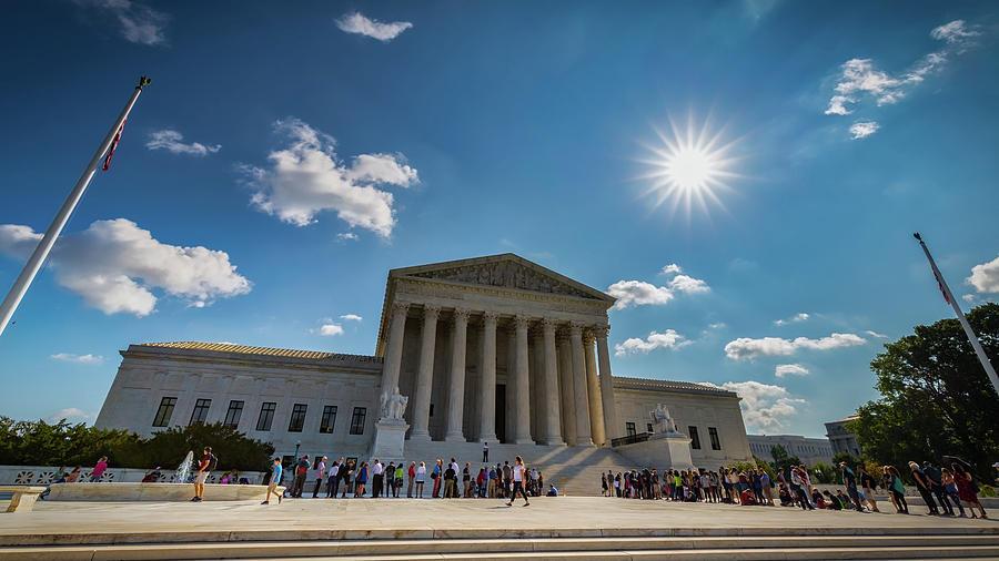 Supreme Court 26 by William Chizek
