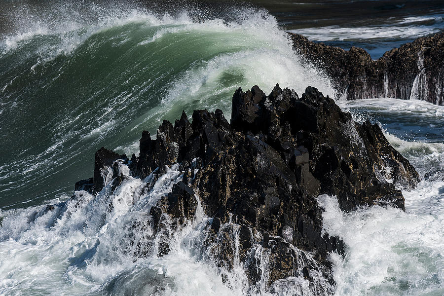 Surf and Stone by Robert Potts
