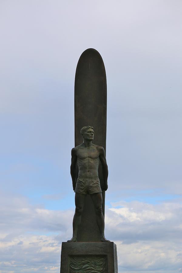 Surfer Dreams - 2 by Christy Pooschke