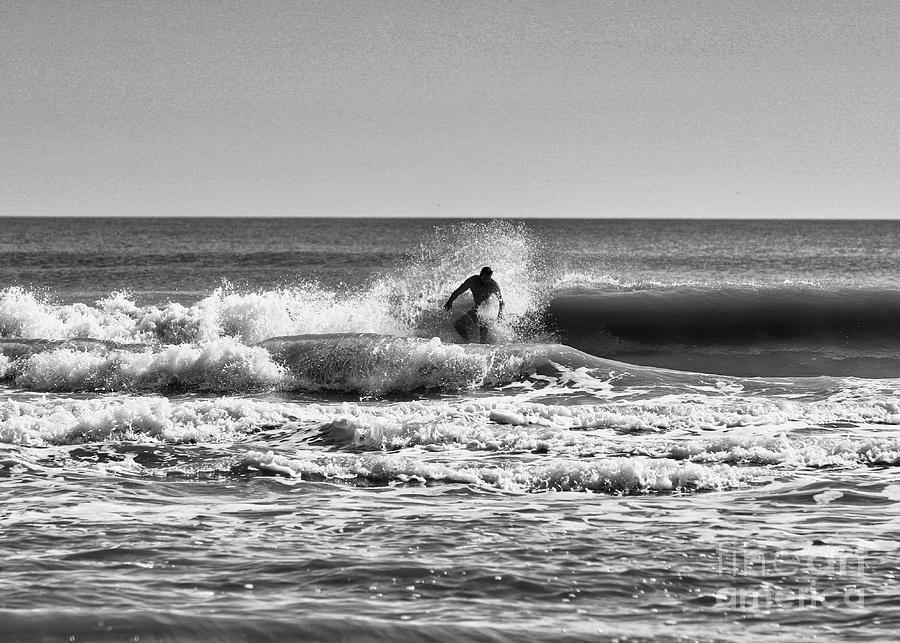 Surfer Photograph - Surfer Dude by Kelly Pennington