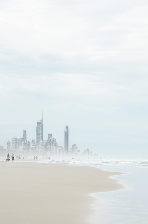 Surfer's Paradise by Jean Booth