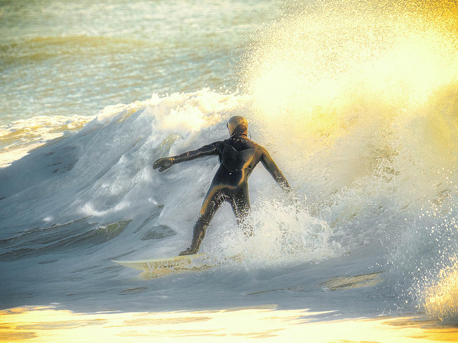 Surfing the Break by David Kay