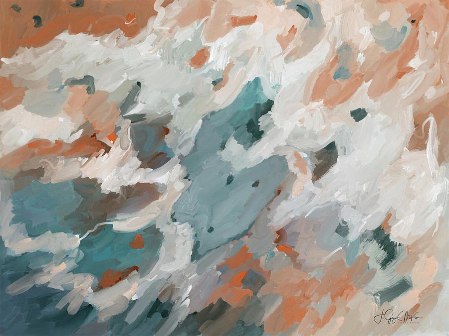 Surfs Up by Jo-Anne Gazo-McKim