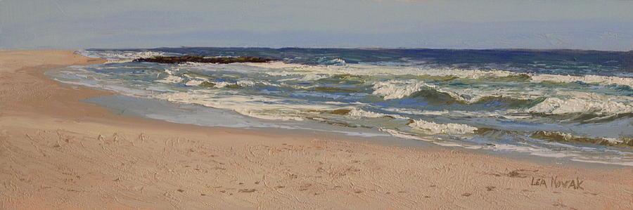 Surf's Up, Spring Lake by Lea Novak