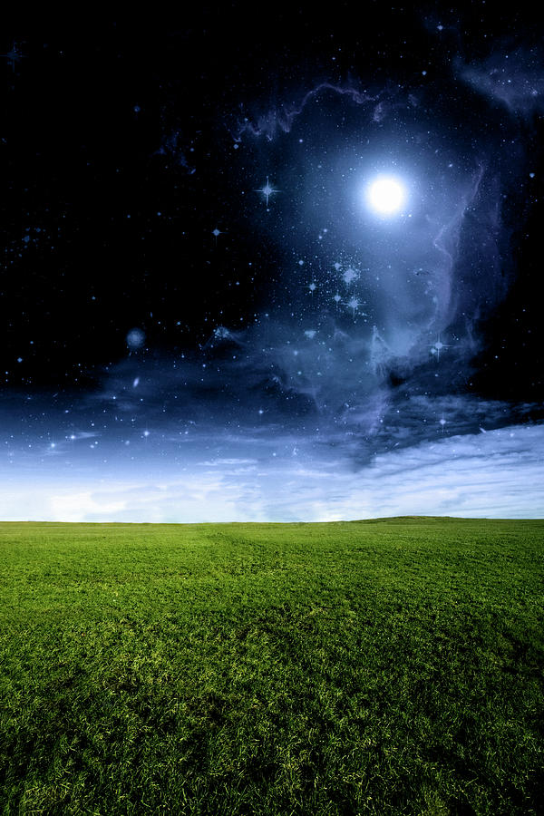 Surreal Sci-fi Empty Landscape Photograph by Duncan1890