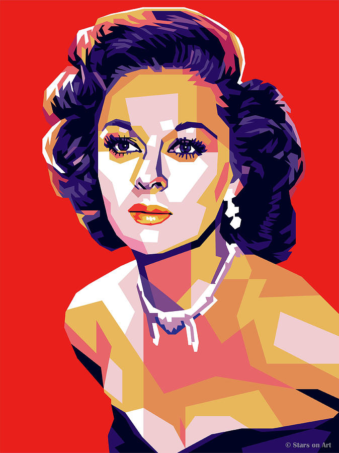 Susan Hayward Digital Art