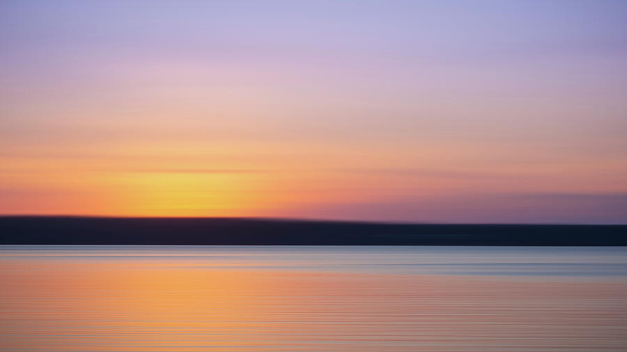 susnet blur by Steve Stanger