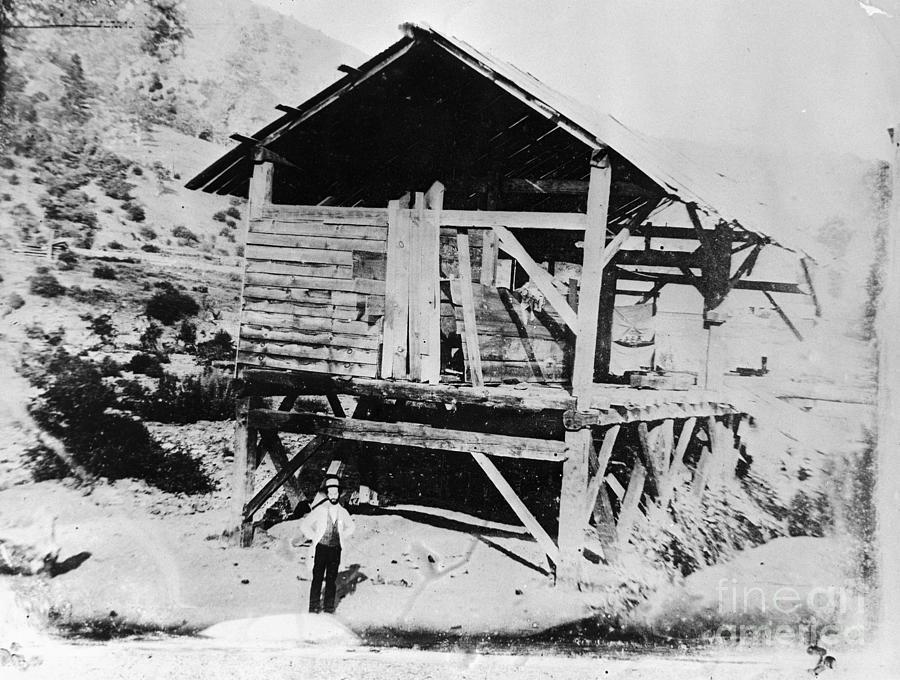 Sutters Mill Photograph by Bettmann