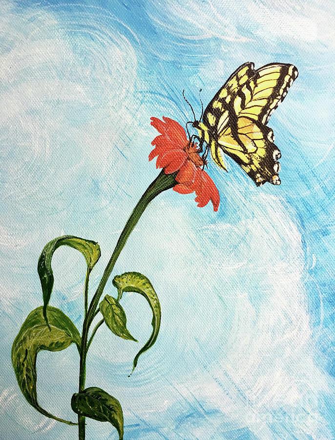 Swallowtail 85 by Lizi Beard-Ward