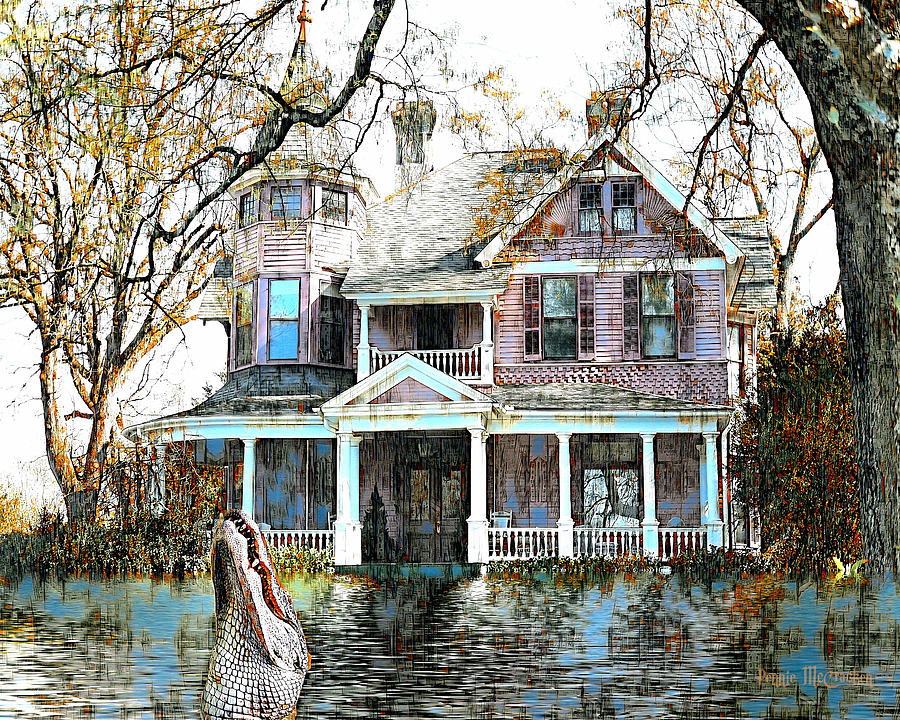 Swamp House by Pennie McCracken