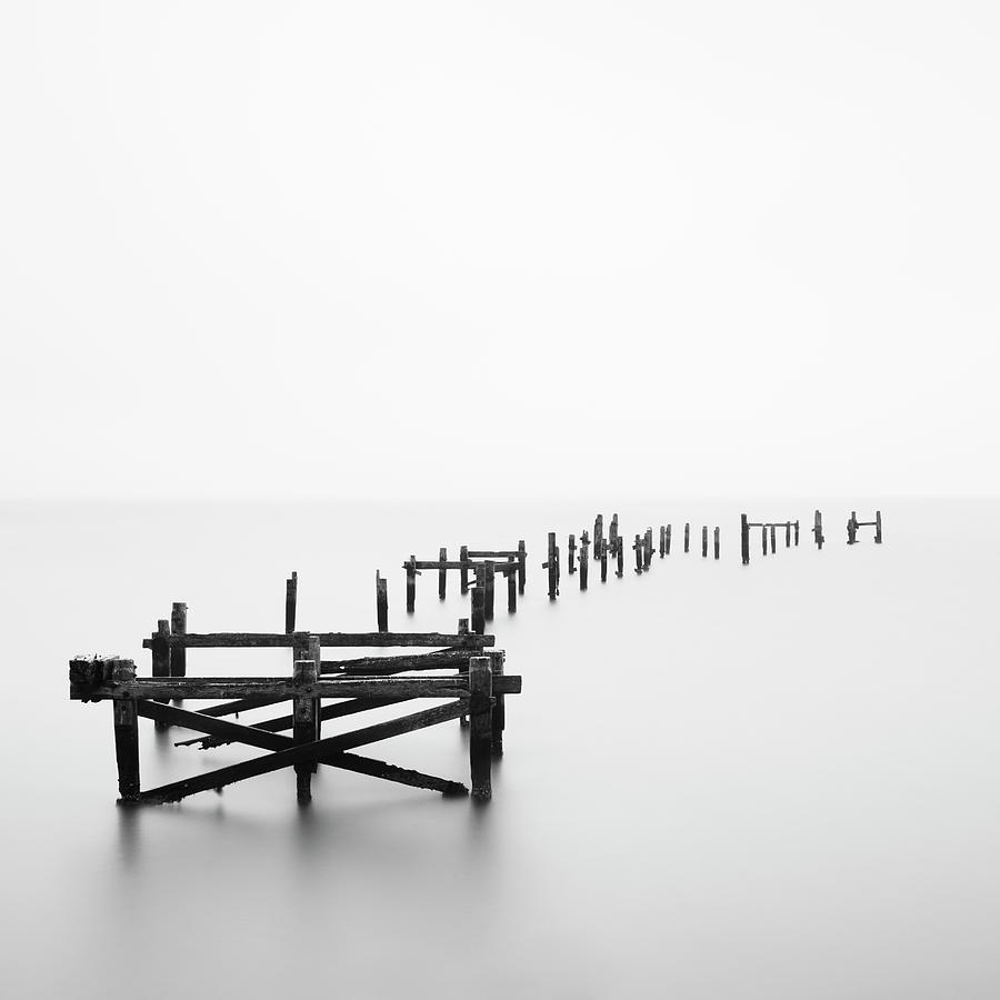 Swanage Pier Photograph by Doug Chinnery