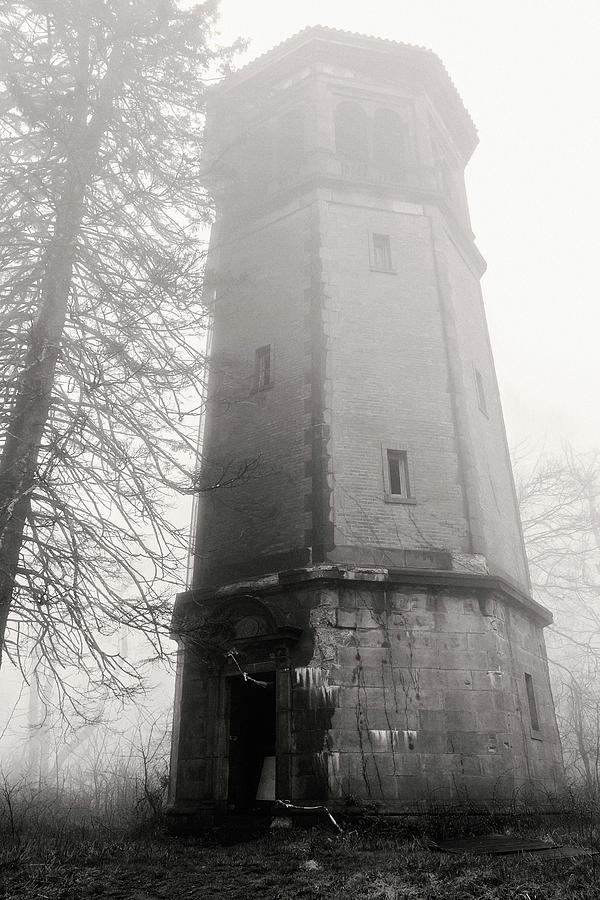 Swannanoa Palace Water Tower by Travis Rogers