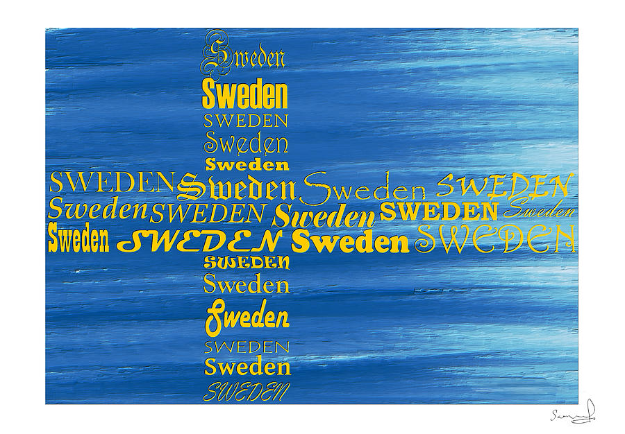 SWEDEN  by Sannel Larson