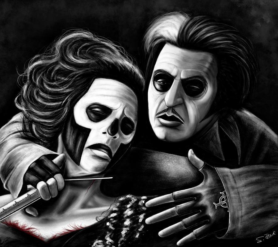 Sweeney Ghost by Shawna Rowe