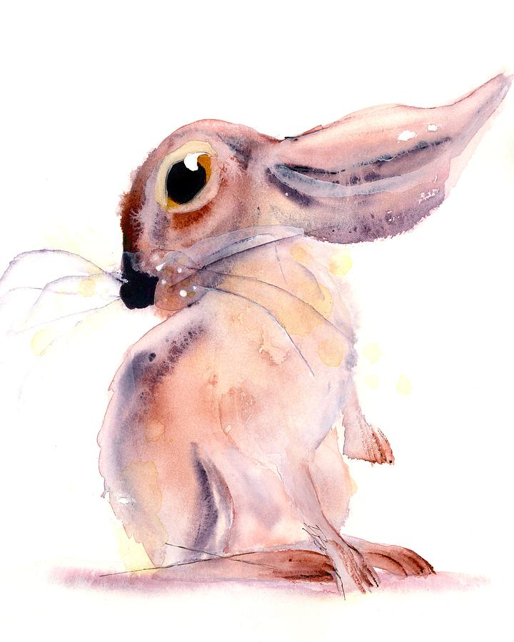Sweet Bunny by Dawn Derman