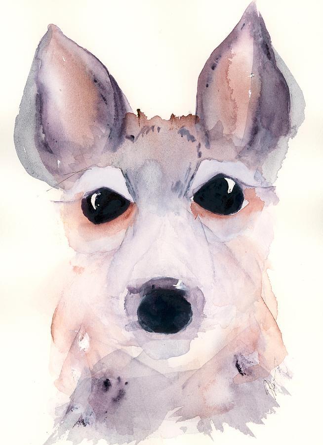 Sweet Deer by Dawn Derman