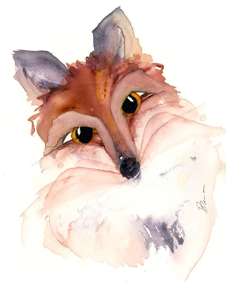 Sweet Fox by Dawn Derman