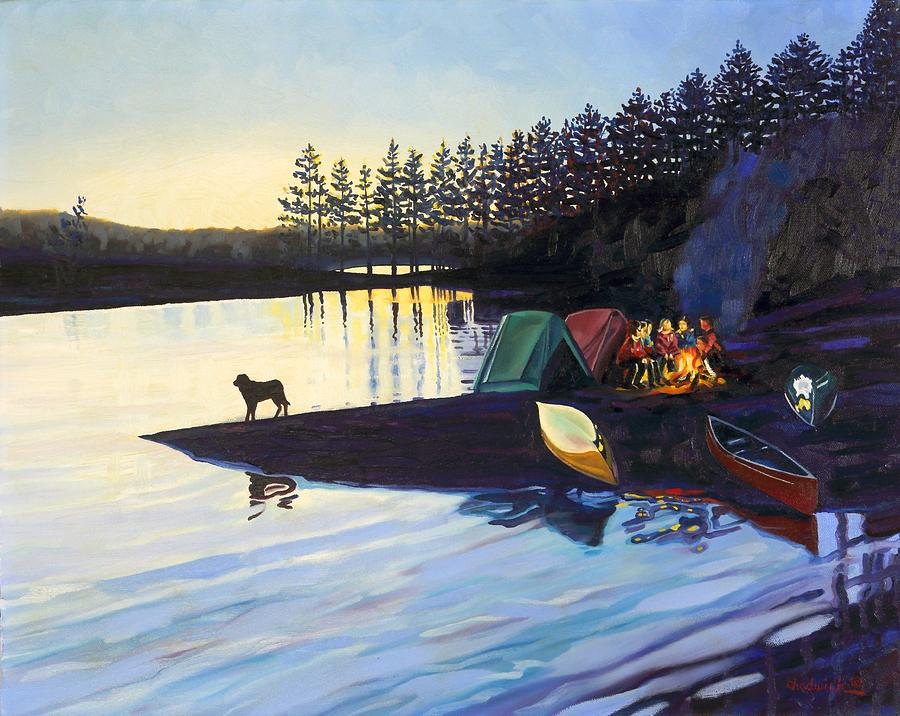 Swift falls the Night by Phil Chadwick