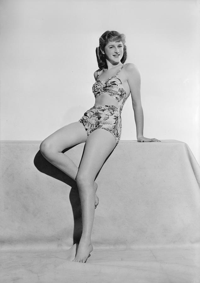 Swimsuit Photograph by Chaloner Woods