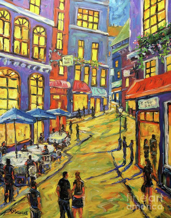 Swing Town by Prankearts by Richard T Pranke
