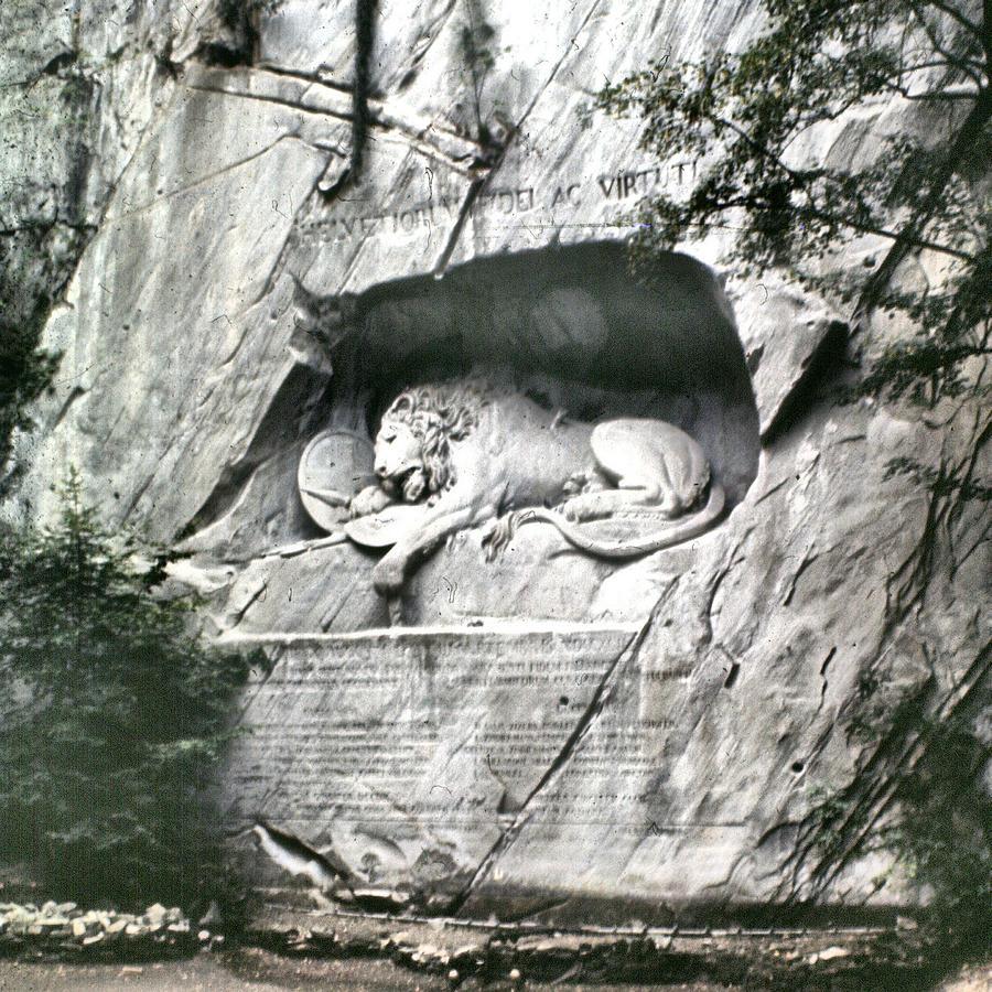 Switzerland Photograph - Swiss Guard Tribute by Lin Grosvenor