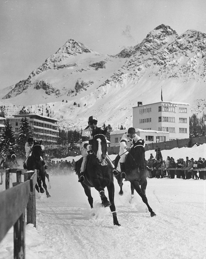 Swiss Racing Photograph by William Vanderson