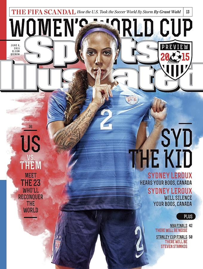 Syd The Kid Us Vs. Them, Meet The 23 Wholl Reconquer The Sports Illustrated Cover Photograph by Sports Illustrated