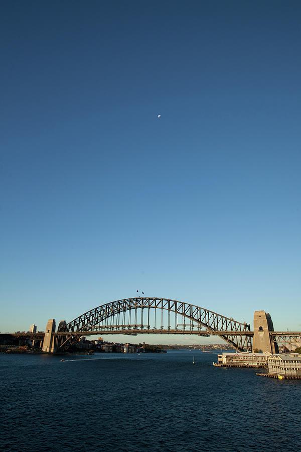Sydney Harbour Bridge. Australia Photograph by John White Photos
