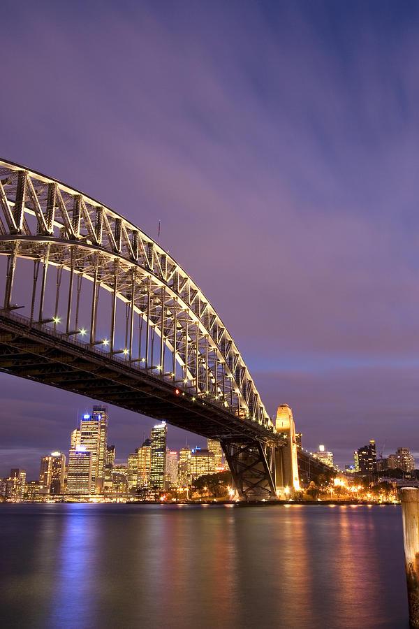 Sydney Harbour Bridge Photograph by Felixr
