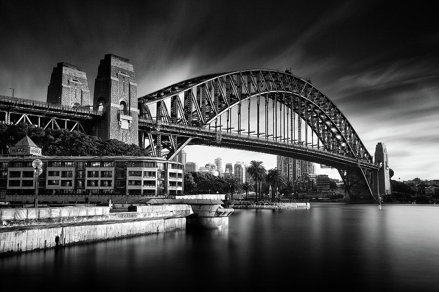 Sydney Harbour Bridge Photograph by Noval Nugraha Photography. All Rights Reserved.