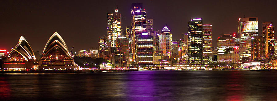Sydney In Bronze Photograph by Capturing The Beauty Around Us, One Chapter At A Time...