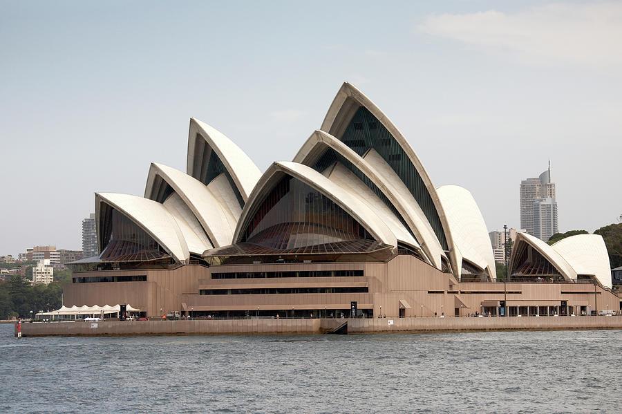 Sydney Opera House, Sydney, Australia Photograph by Andrew Holt
