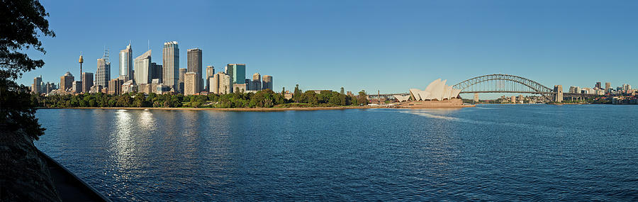 Sydney Photograph by Phillip Hayson
