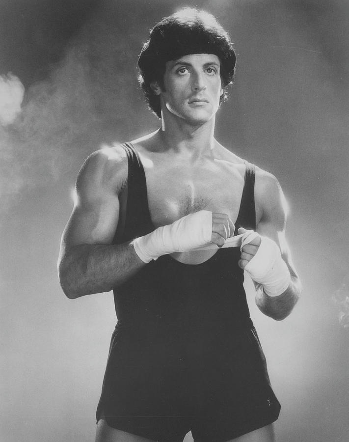Sylvester Stallone Photograph by Archive Photos
